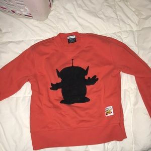 Toy story sweater